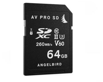 Angelbird AV PRO SD MK2 V60 64GB [ SDXC UHS-II ]