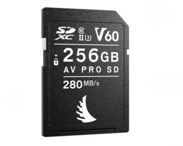 Angelbird AV PRO SD MK2 V60 256GB [ SDXC UHS-II ]