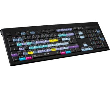 Logickeyboard Blackmagic DaVinci Resolve [ Mac | Astra | UK ]