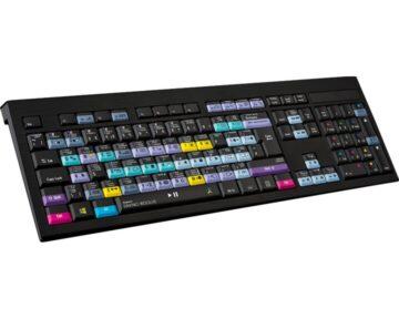 Logickeyboard Blackmagic DaVinci Resolve [ PC | Astra | UK ]