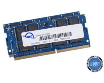 OWC 32GB SODimm Kit [ 2666MHz DDR4 ]