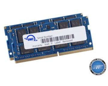 OWC 64GB SODimm Kit [ 2666MHz DDR4 ]