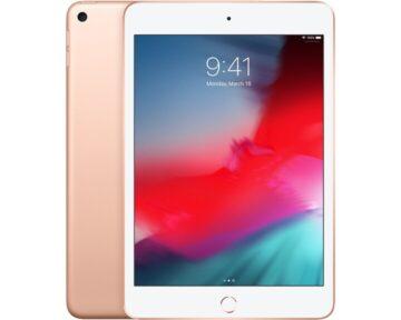 Apple iPad mini 5 [ 256GB Wi-Fi Goud ]