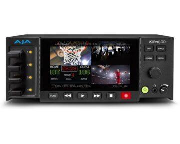 Aja Ki Pro GO Multi-Channel H.264 Recorder & Player [ 3G-SDI - HDMI ]
