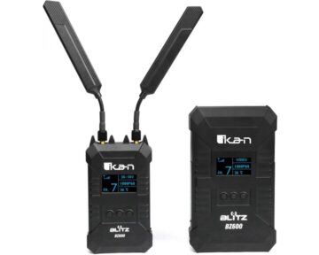 Ikan Blitz 600 wireless transmitter receiver set [ 3G-SDI HDMI ]