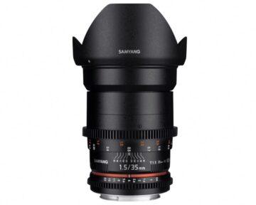 Samyang 35mm T1.5 AS UMC II [ Canon EF ]