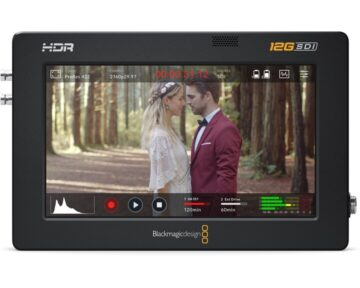 "Blackmagic Design Video Assist 5"" 12G [ HDR ]"