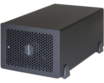 Sonnet Echo Express SE IIIe Thunderbolt 3 Expansion Chassis [ 3 half-length PCIe ]