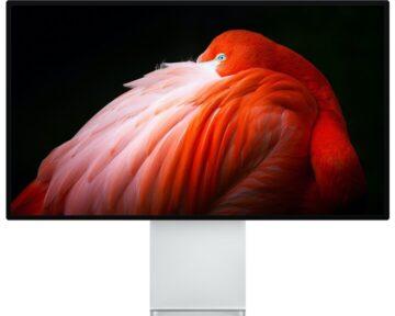 "Apple Pro Display XDR nanotexture glass [ 32"" Retina 6K ]"