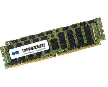 OWC 16GB Kit (2x 8GB) 2666MHz DDR4 RDIMM [ Mac Pro 2019 8 core ]