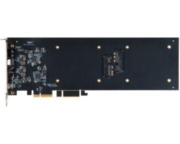 "Sonnet Fusion Dual 2.5"" SSD RAID [ hardware RAID ]"