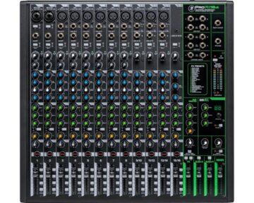Mackie ProFX16v3 mixer [ 16 kanaals USB ]