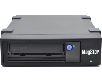 MagStor LTO-7 drive desktop [ 8Gb Fibre Channel ]