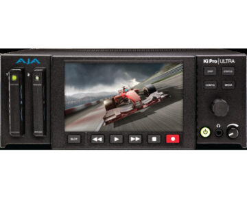Aja Ki Pro Ultra [ 4K/UltraHD en 2K/HD Recorder/Player ]