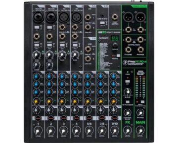 Mackie ProFX10v3 mixer [ 10 kanaals USB ]