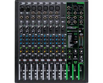 Mackie ProFX12v3 mixer [ 12 kanaals USB ]