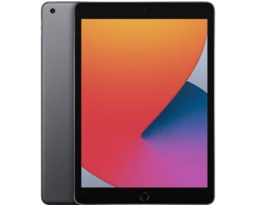 """Apple iPad 10,2"""" 8e gen [ 32GB Wi-Fi Space Grey ]"""