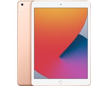 "Apple iPad 10,2"" 8e gen [ 128GB Wi-Fi + Cellular Gold ]"
