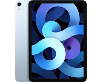 """Apple iPad Air 10,9"""" 4e gen [ 256GB Wi-Fi Sky Blue ]"""