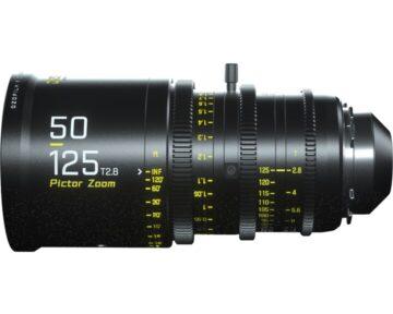 DZOFILM Pictor Zoom 50-125mm T2.8 Black [ EF & PL ]