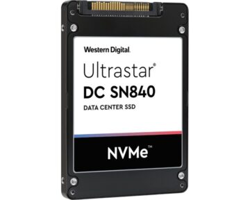 WD Ultrastar DC SN840 1,92TB SSD [ NVMe U.2 ]