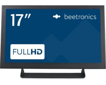 "Beetronics 17"" Monitor Metaal 17HD7M [ HDMI VGA Composite ]"