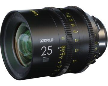 DZOFILM Vespid Prime Full Frame 25mm T2.1 [ PL ]