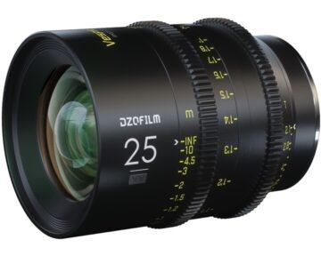 DZOFILM Vespid Prime Full Frame 25mm T2.1 [ EF ]