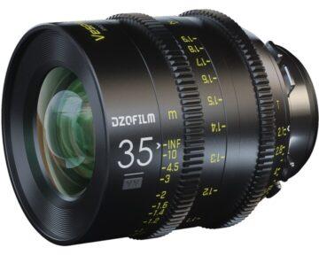 DZOFILM Vespid Prime Full Frame 35mm T2.1 [ PL ]