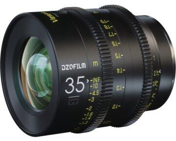 DZOFILM Vespid Prime Full Frame 35mm T2.1 [ EF ]