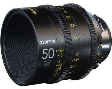 DZOFILM Vespid Prime Full Frame 50mm T2.1 [ PL ]