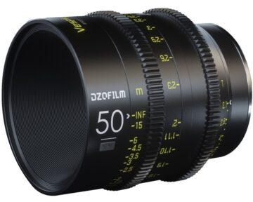 DZOFILM Vespid Prime Full Frame 50mm T2.1 [ EF ]