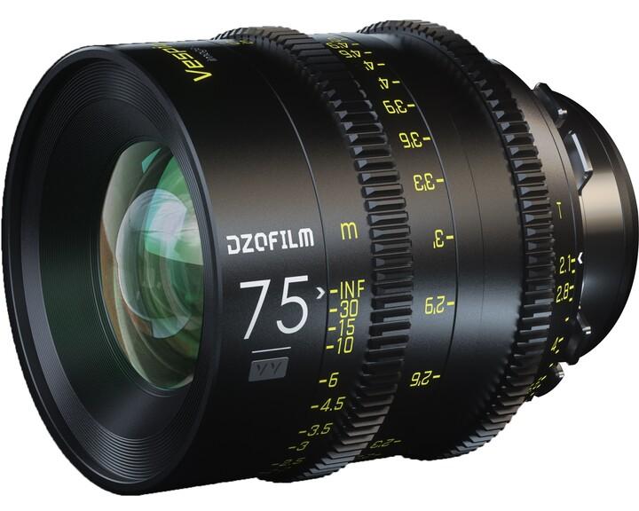 DZOFILM Vespid Prime Full Frame 75mm T2.1 [ PL ]