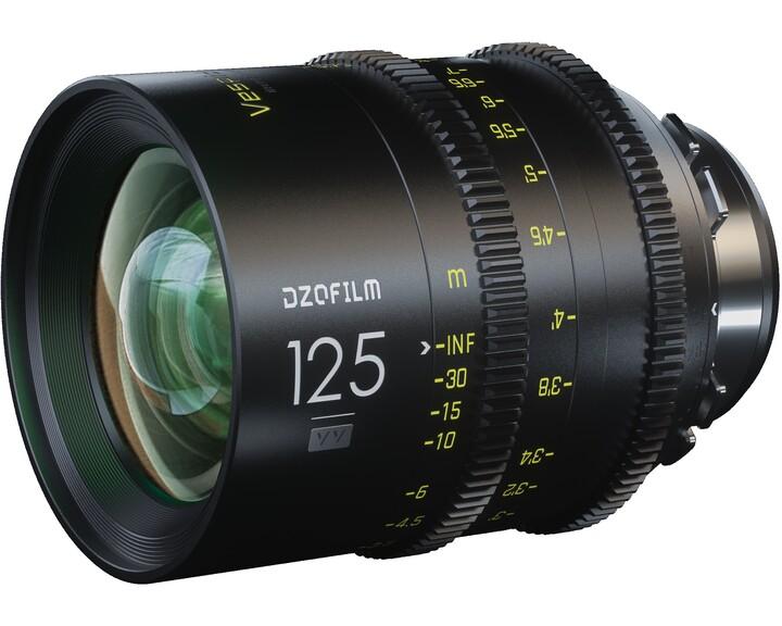 DZOFILM Vespid Prime Full Frame 125mm T2.1 [ PL ]