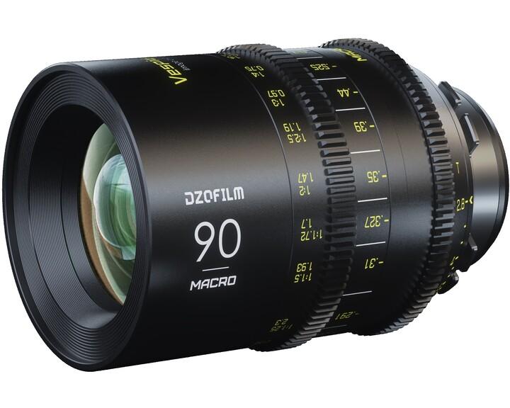 DZOFILM Vespid Prime Full Frame Macro 90mm T2.8 [ PL ]
