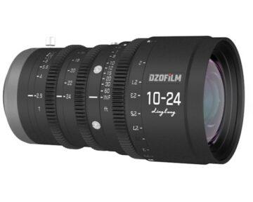 DZOFILM LingLung Zoom 10-24mm T2.9 [ MFT ]