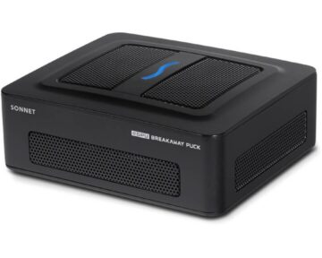Sonnet eGFX Breakaway Puck RX 5500 XT [ 4GB ]