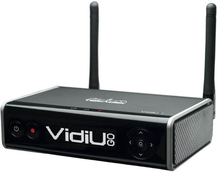 Teradek VidiU Go HDMI [ HDMI H264 & HEVC Encoder & Streamer ]