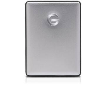G-Technology G-DRIVE Mobile 4TB [ Space Gray USB-C ]