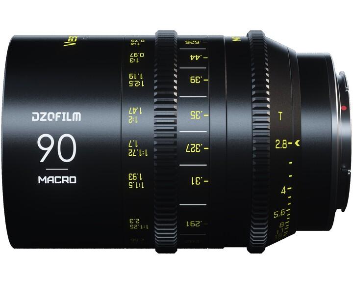 DZOFILM Vespid Prime Full Frame Macro 90mm T2.8 [ EF ]