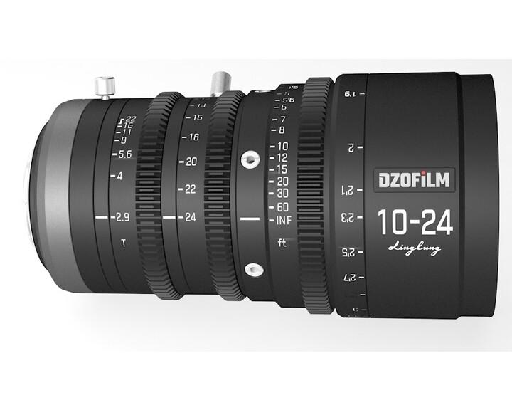 DZOFILM LingLung Zoom Bundle 20-70mm & 10-24mm T2.9 [ MFT ]