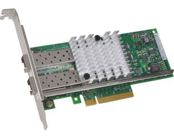 Sonnet Presto 10 GbE SFP+ [ PCIe - 2 poort]