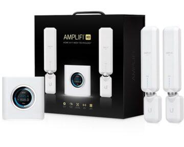 Ubiquiti Networks AmpliFi HD Mesh Wi-Fi System