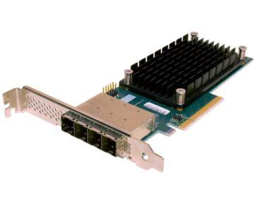 ATTO ExpressSAS H12F0 [ PCIe 12Gb 16x external Mini SAS ]