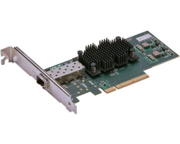 ATTO FastFrame NS11 Optical Ethernet Card [ Single 10GbE PCIe ]