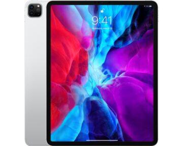 "Apple iPad Pro 12.9"" 4th gen [ Silver | 512GB | Wi-Fi + Cellular ]"