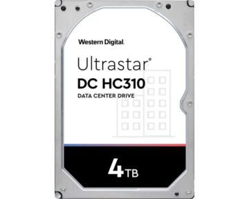 WD Ultrastar 4TB [ HC310   SATA ]