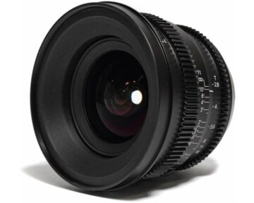 SLR Magic MicroPrime CINE 1828MFT [ MFT 18mm T2.8 ]