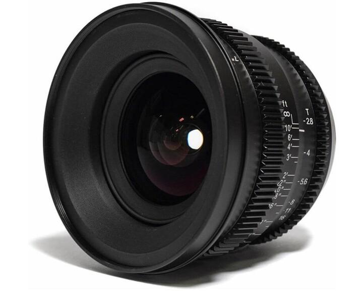 SLR Magic MicroPrime CINE 1828MFT [ MFT 18mm T2.8 ]