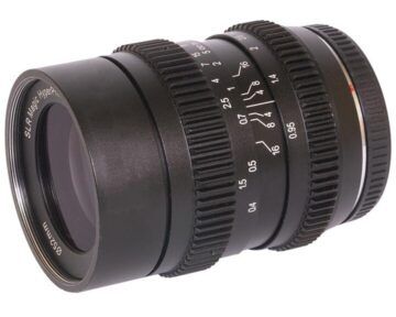 SLR Magic HyperPrime CINE III 2595MFT [ MFT 25mm T0.95 ]